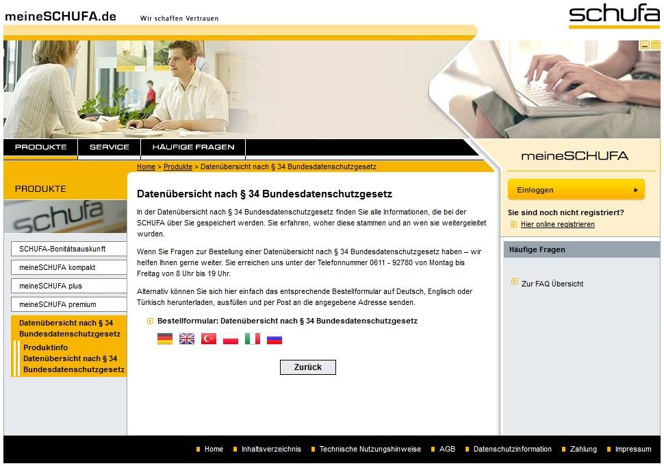 Die Schufa-Bonitätsauskunft gibt's auch gratis. www.DeinMetrolife.de zeigt dir, wie du sie umsonst bekommst.